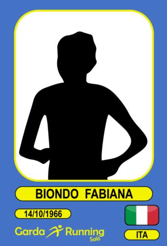 Figurina BIONDO_FABIANA