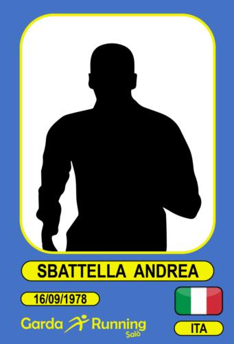 Figurina SBATTELLA_ANDREA