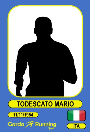 Figurina TODESCATO MARIO